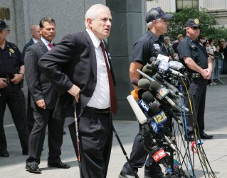 Ponzi schemer Bernard Madoff sentenced to 150 years in prison in New York