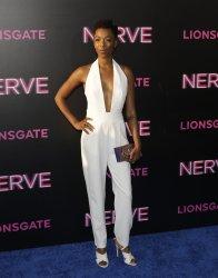Samira Wiley at Nerve Premiere