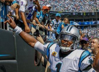 Carolina Panthers vs New York Giants in Charlotte