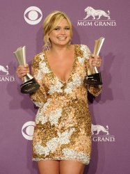 Miranda Lambert garners Album of the Year and Female Vocalist of the Year awards at the Academy of Country Music Awards in Las Vegas