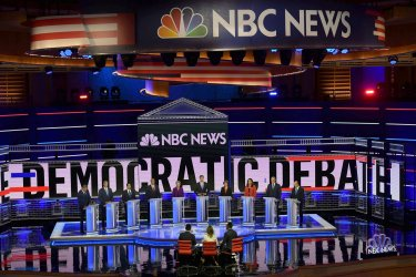 Democratic Presidential Primary Candidates Debate Day One in Miami