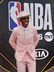 J. B. Smoove attends the 2019 NBA Awards in Santa, Monica, California