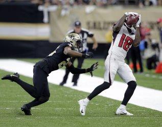 Atlanta Falcons wide receiver Calvin Ridley