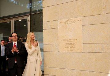 Dedication Ceremony Of U.S. Embassy In Jerusalem