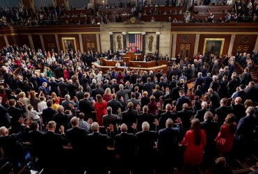 First day of the 116th Congress in Washington, D.C.