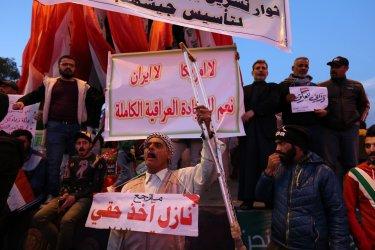 Demonstrations in Iraq