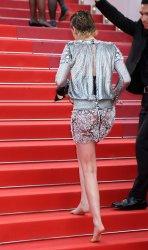 Kristen Stewart attends the Cannes Film Festival