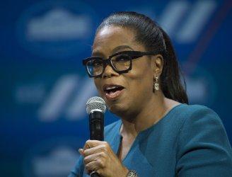 Oprah Winfrey speaks at the White House United State of Women Summit