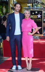 Kaley Cuoco receives star on Hollywood Walk of Fame in Los Angeles