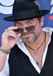 Lee Brice attends the Academy of Country Music Awards in Las Vegas
