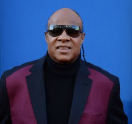 "Stevie Wonder attends the ""Sing"" premiere in Los Angeles"