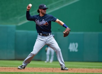 Braves shortstop Dansby Swanson