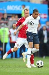2018 FIFA World Cup Soccer - Denmark v France