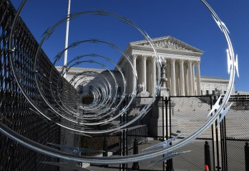 Security Remains Strong at U.S. Capitol Two Months After January 6th