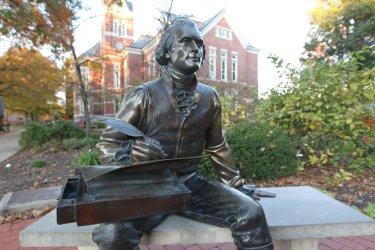 Thomas Jefferson at University of Missouri