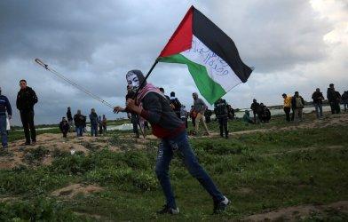 Palestinian Protests Continue Along the Israel-Gaza Border