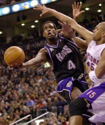 Sacramento Kings vs Toronto Raptors NBA Basketball