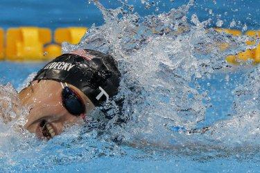 Swimming Finals at the Tokyo Olympics