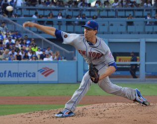 Dodgers' possession of first place is short lived after 4-2 loss to Mets in Los Angeles