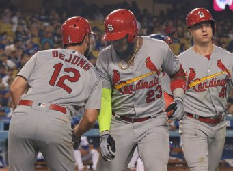 Dodgers' August woes continue in 5-2 loss to the Cardinals in Los Angeles