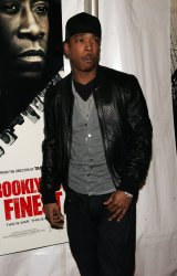 """Ja Rule arrives at """"Brooklyn's Finest"""" Premiere in New York"""