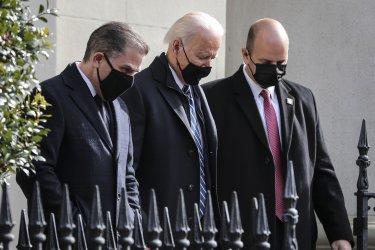Biden attends Mass at DC church