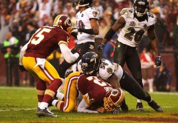 Washington Redskins vs Baltimore Ravens