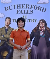 """""""Rutherford Falls"""" Cast Celebrates Native American Storytelling"""