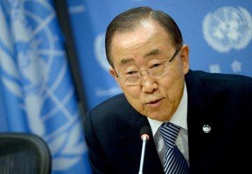 UN Secretary-General Ban Ki-moon steps down