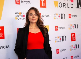 Women in the World Summit Opening Night in New York
