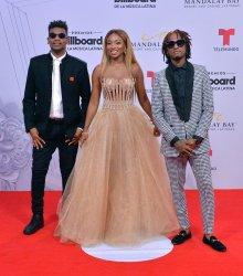 ChocQuibTown attends the Billboard Latin Music Awards in Las Vegas