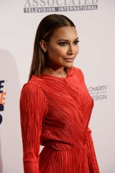 Naya Rivera attends the 23rd annual Race to Erase MS gala in Beverly Hills