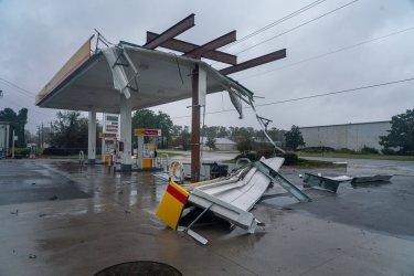 North Carolina starts flooding during Tropical Storm Florence