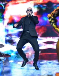 Pitbull performs at KAABOO Texas at AT&T Stadium