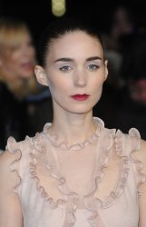 "Rooney Mara attends a screening of ""Carol"" in London"
