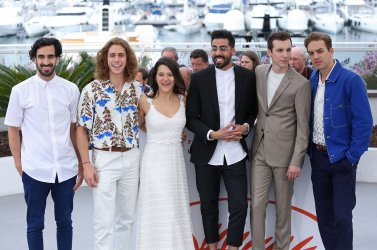 """The cast from """"Matthias and Maxime"""" attends the Cannes Film Festival"""