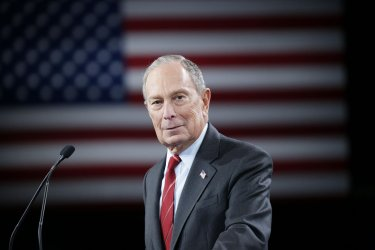 """Mike Bloomberg 2020 kickoff event to launch """"Women for Mike"""""""
