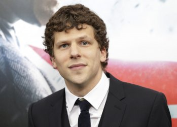 Jesse Eisenberg at Batman V Superman premiere