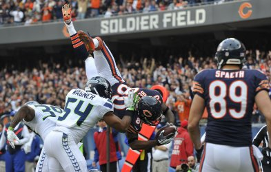 Seattle Seahawks vs. Chicago Bears