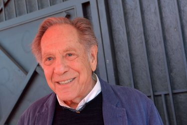 George Segal honored with star on Hollywood Walk of Fame in Los Angeles