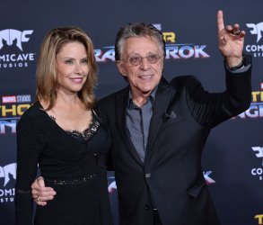 """Frankie Valli and guest attend the """"Thor: Ragnarok"""" premiere in Los Angeles"""