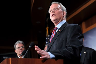 Rep. Paul Broun (R-GA) speaks on health care reform in Washington