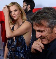 """""""The Gunman"""" premiere held in Los Angeles"""