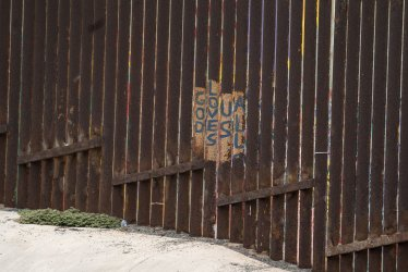 Ther Border Fence at International Friendship Park in California