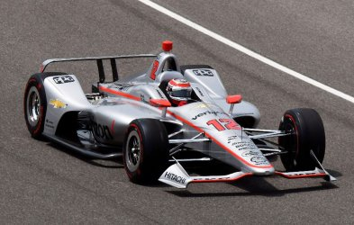 Ed Carpenter the Wins Pole for 2018 Indianapolis 500