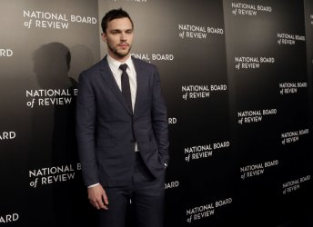 Nicholas Hoult at the National Board of Review