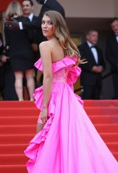 Lorena Rae attends the Cannes Film Festival