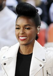 Janelle Monae performs on the NBC Today Show in New York