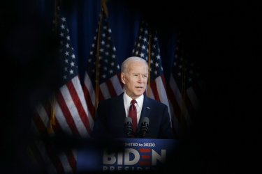 Foreign Policy Statement by Joe Biden in New York City