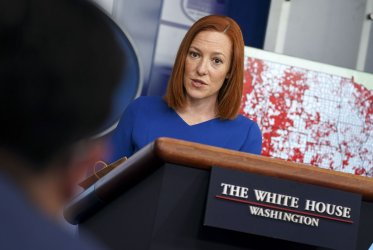 White House Press Secretary Jen Psaki Holds Briefing